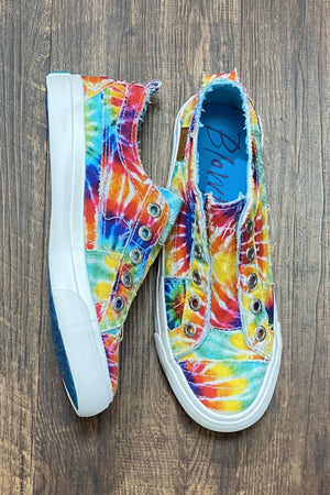 Tie Dye Shoe SHOES BLOWFISH
