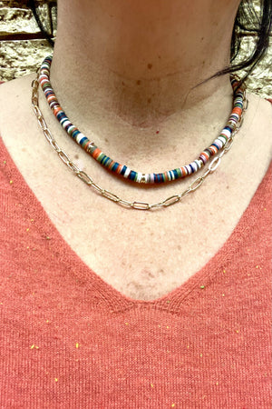 double strand necklace JEWELRY K.Lane's Boutique