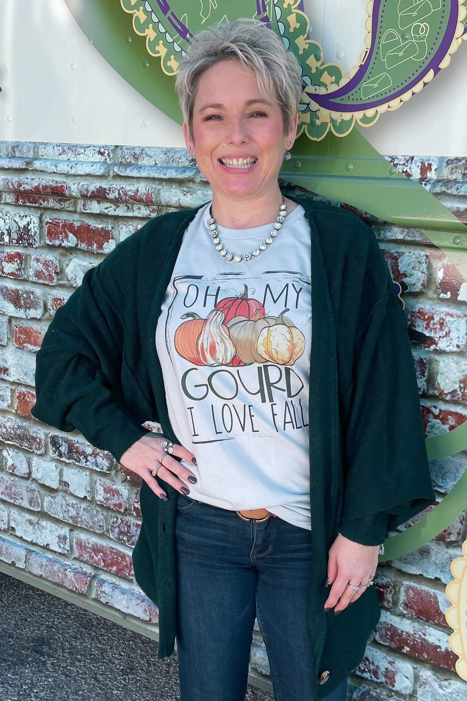 Gourd Graphic Tee