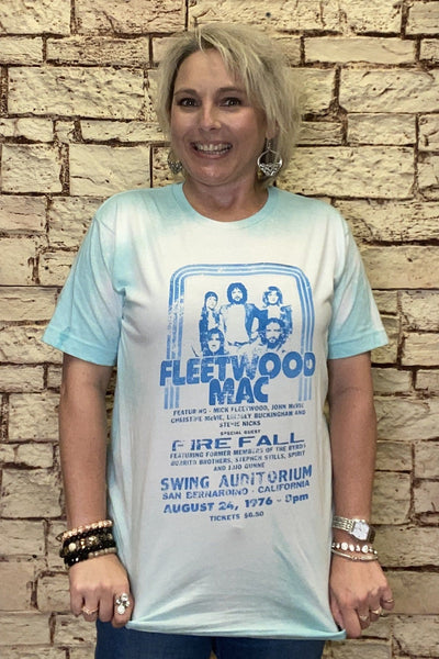 Fleetwood Mac Rock Tee
