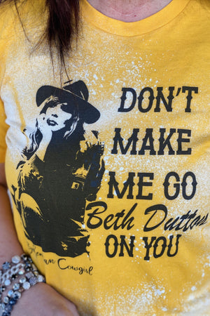 Beth Dutton Graphic Tee MISSY TOP SPECIAL K.Lane's Boutique