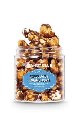 Chocolatey Caramel Corn