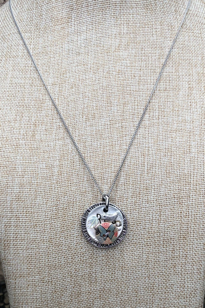 Necklace Bird/Butterfly