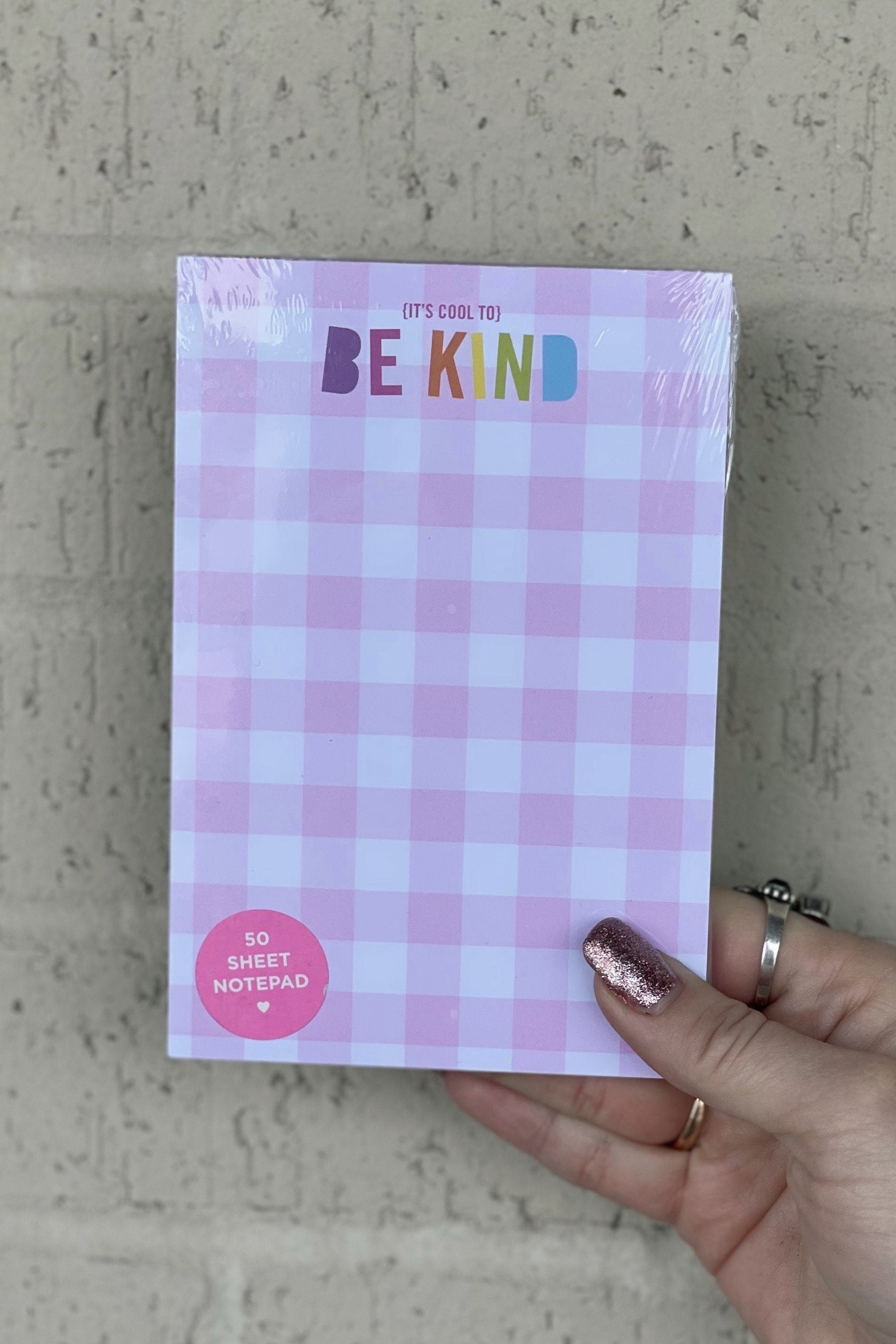 Be Kind Notepad GIFT/OTHER K.Lane's Boutique