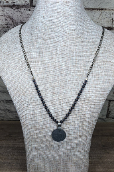 Handmade Coin Necklace