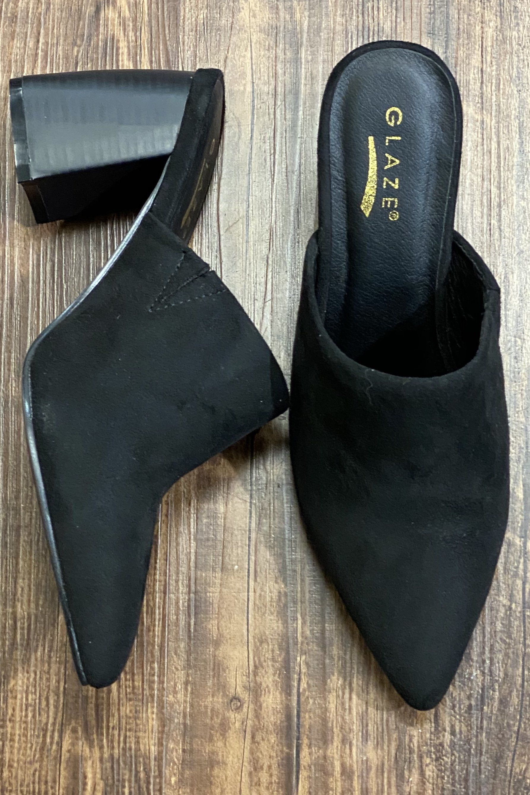 Suede Mule SHOES K.Lane's Boutique