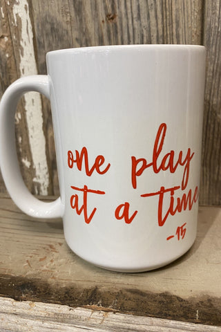 One Play At A Time Mug