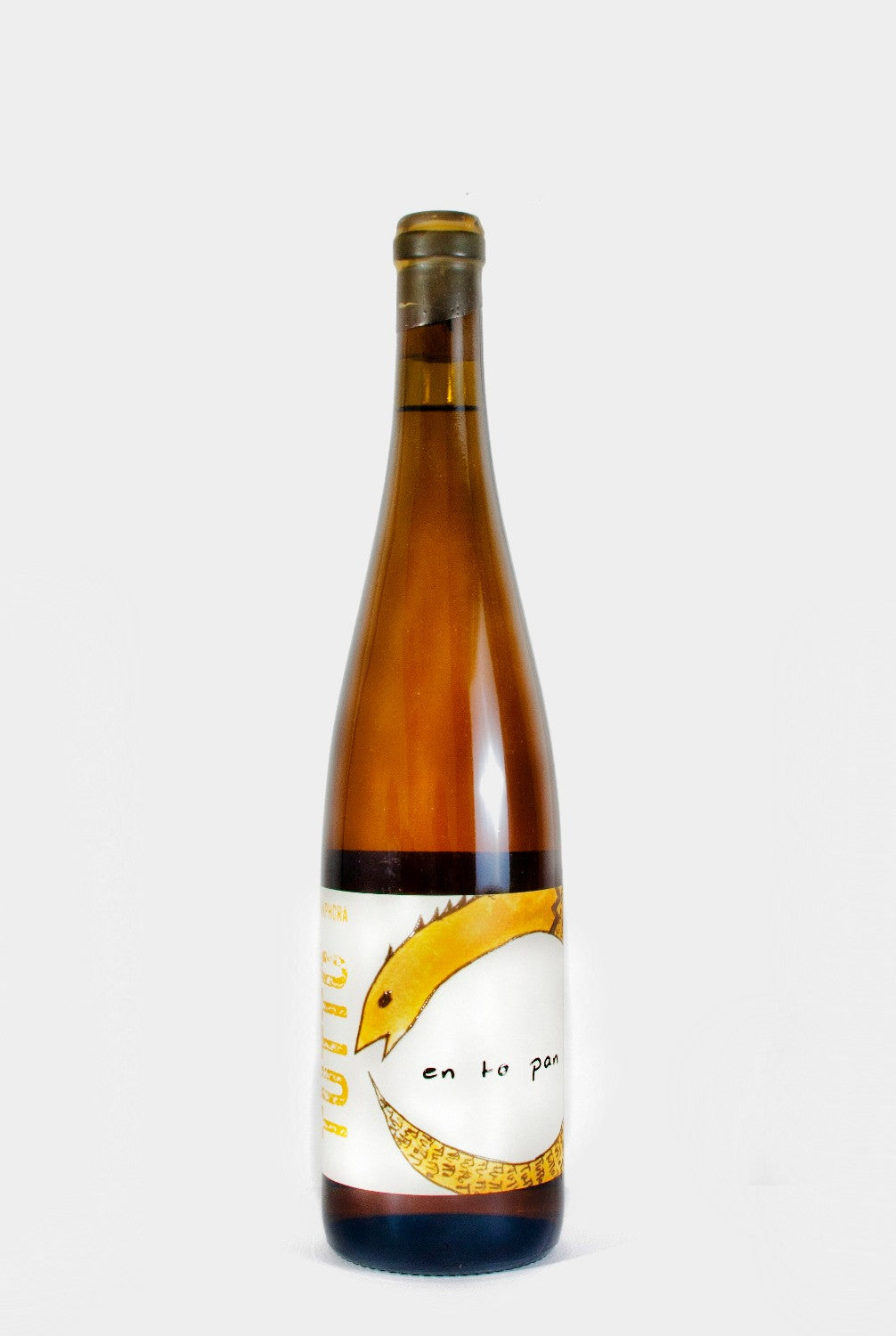 """En to pan"" White Wine - Tuscan Organic Wine"