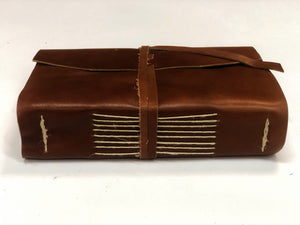 "Open image in slideshow, ""Middleage"" Journal - Handcrafted Leather Journals"