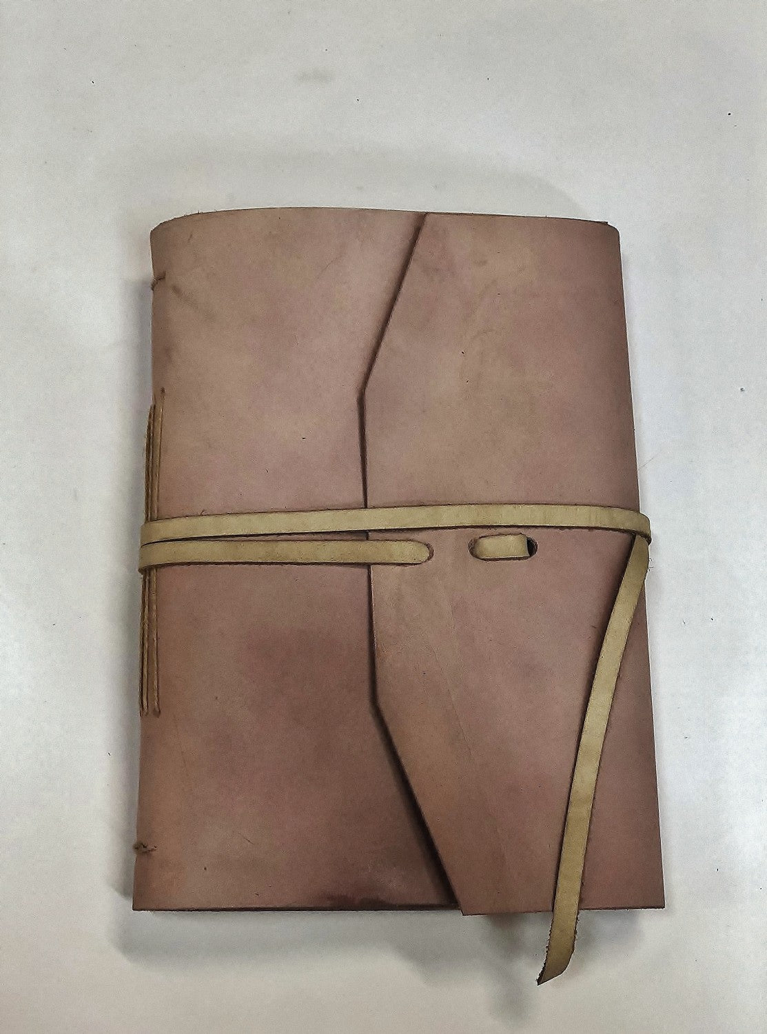 """Middleage"" Journal - Handcrafted Leather Journals"