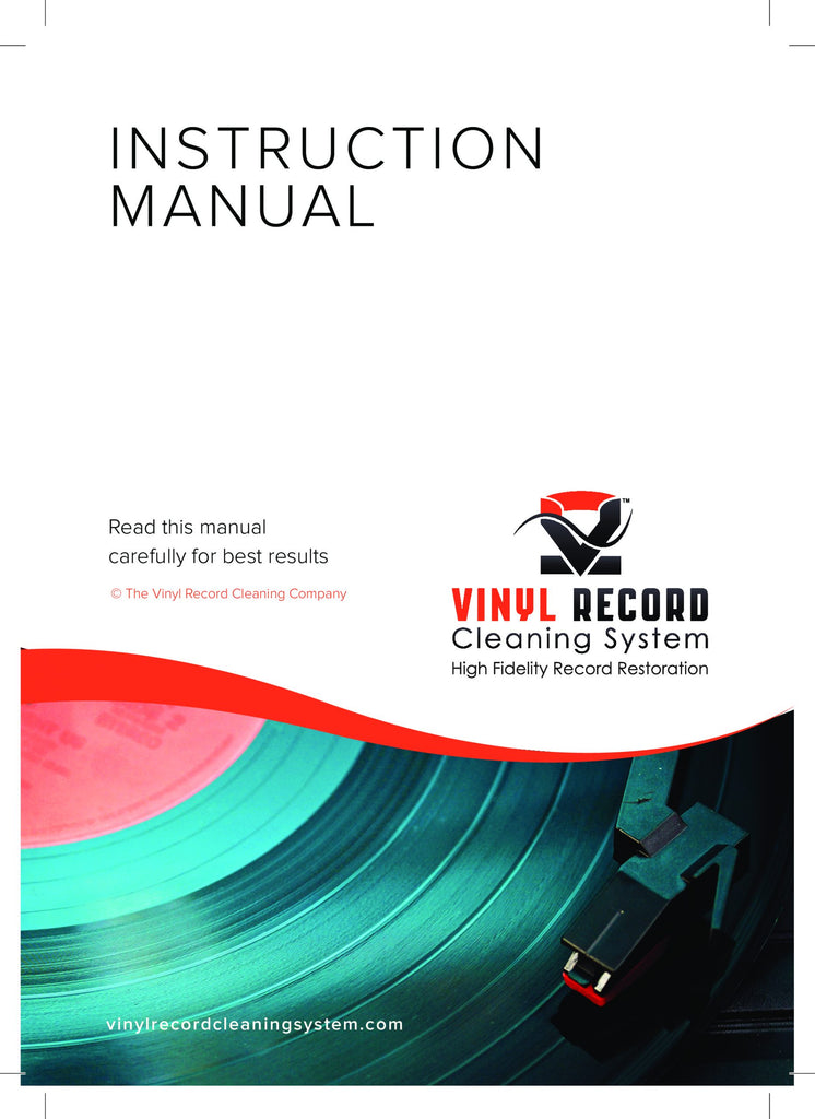 VRCS Manual (Hard Copy)