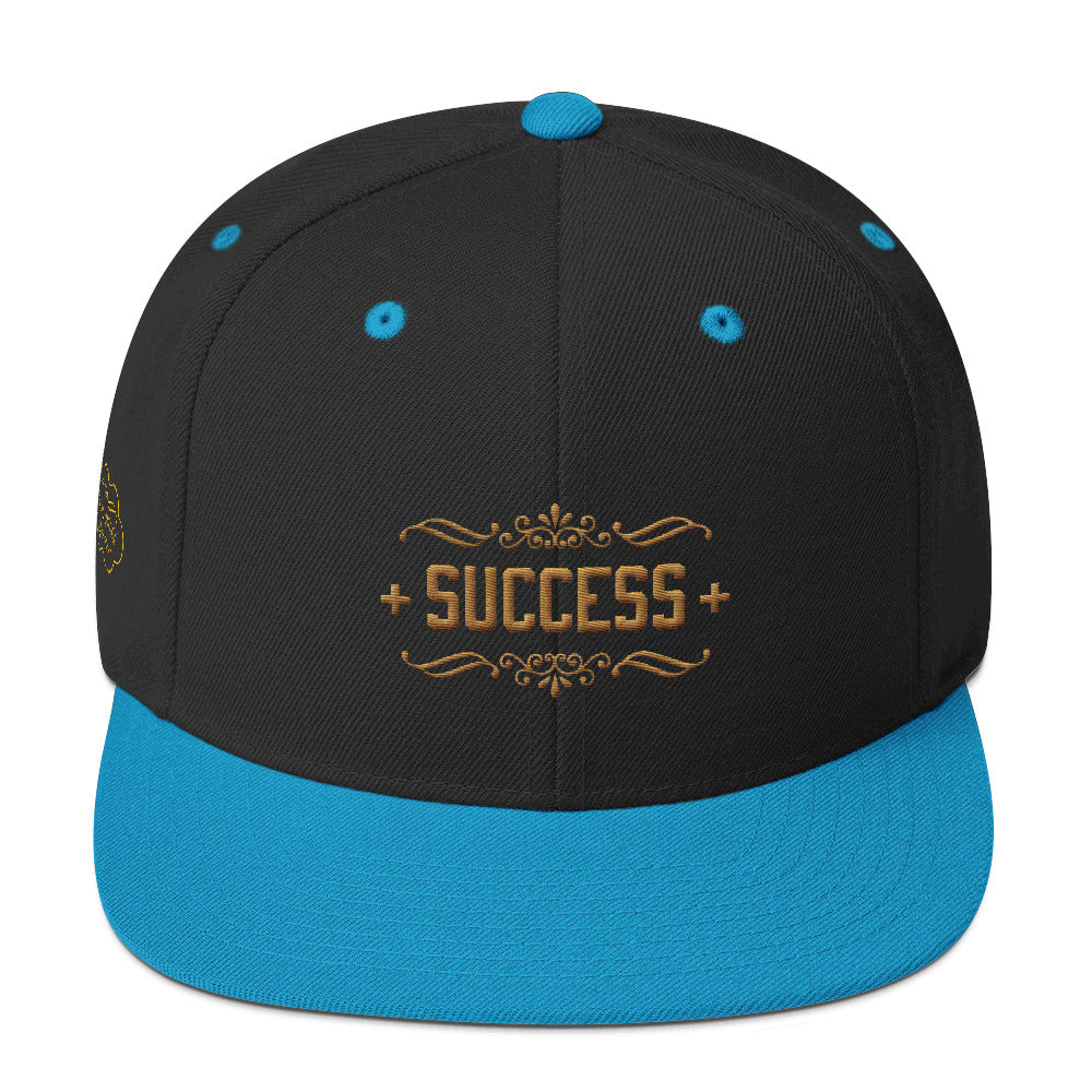 Snapback Hat AMP SUCCESS-Checkmark