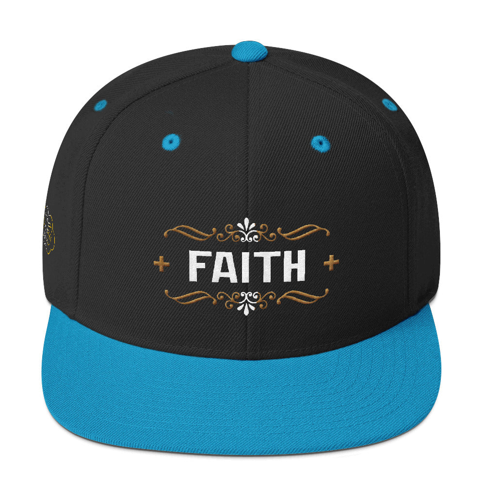 FAITH ALICIA M.PHIDD GODFIRST Snapback Hat