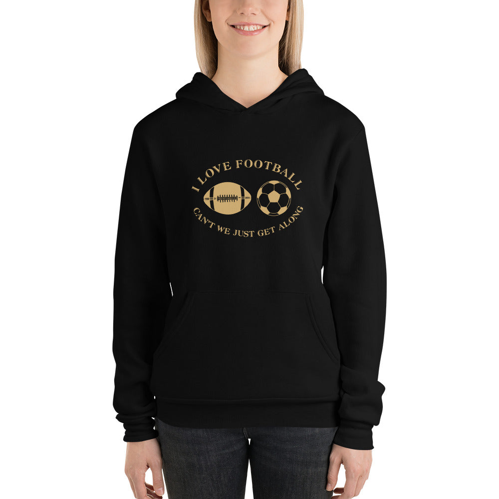Football Lovers Unisex hoodie