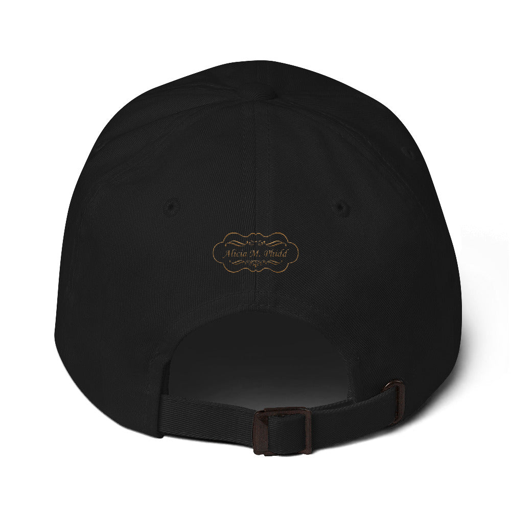 Dad hat AMP-IRON SHARPENETH IRON