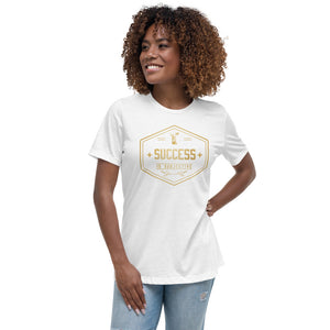 success is subjective Women's Relaxed T-Shirt