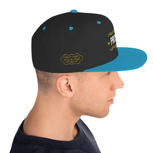 Snapback Hat AMP PROSPER-IRON SHARPENETH IRON