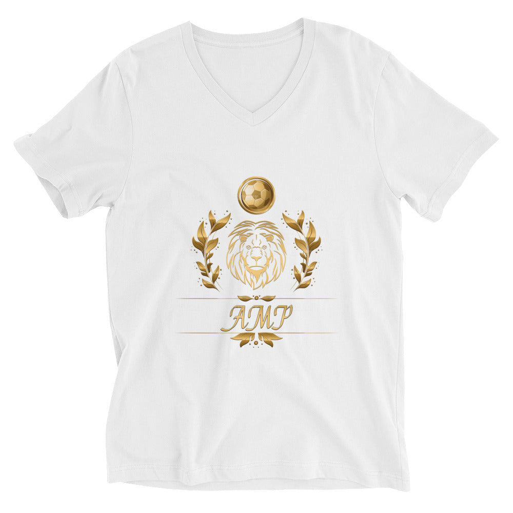 GC Soccer Collection-Unisex Short Sleeve V-Neck T-Shirt