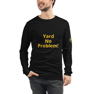 AMP-Yard Unisex Long Sleeve Tee
