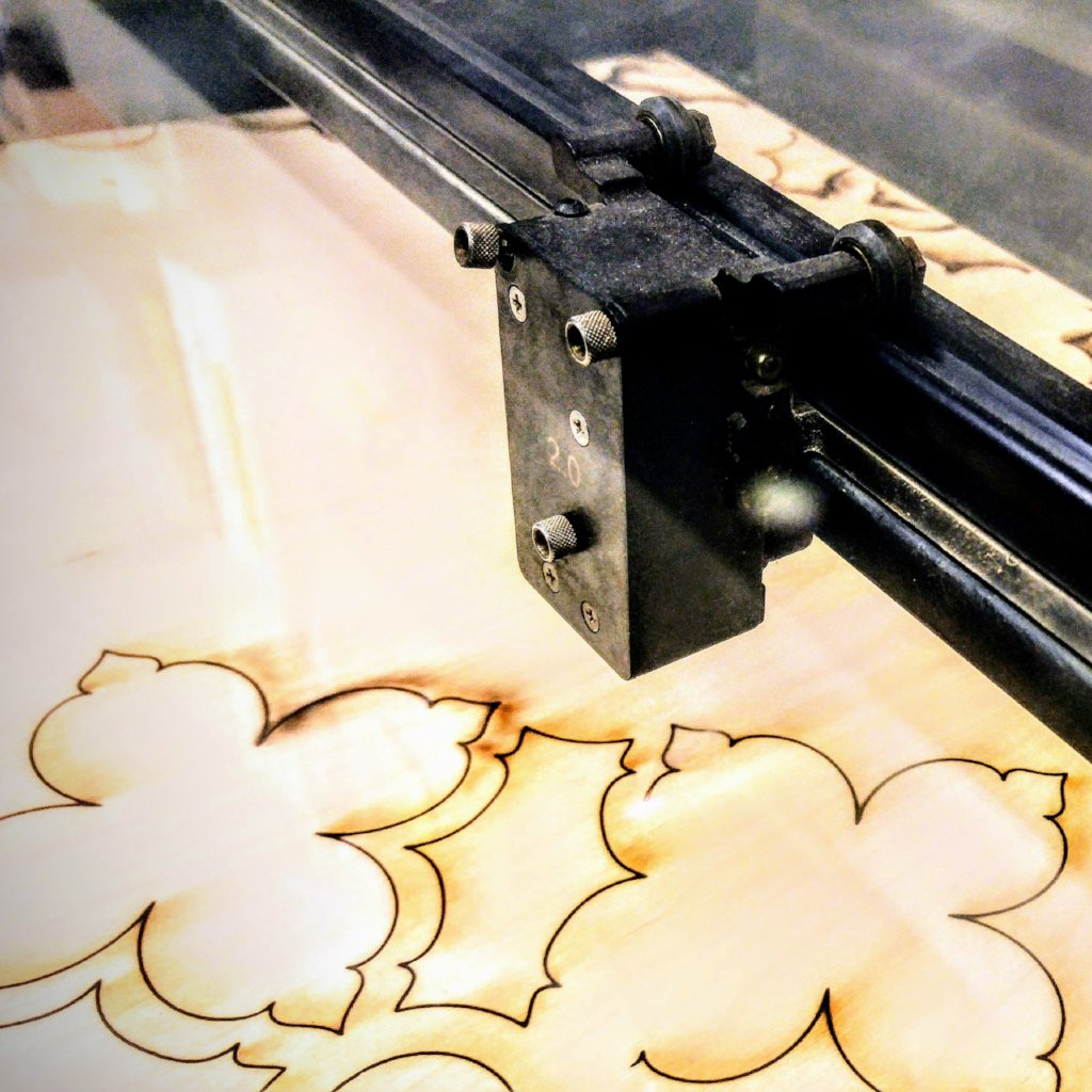 Laser Cutter Intro Class - Saturdays