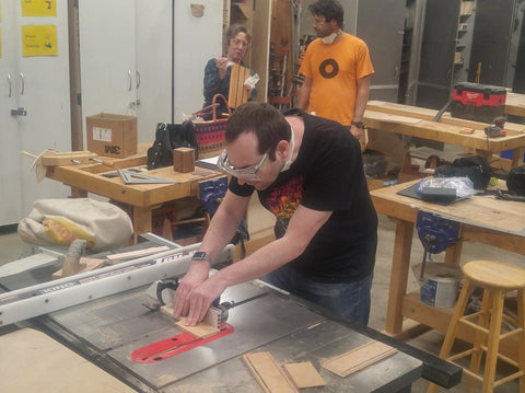 Introduction to Power Tool Woodworking Level 2