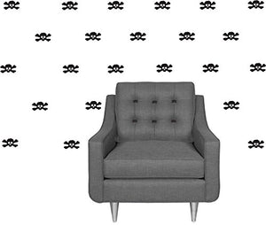 Skull Wall Decals / Skull Wall Decor