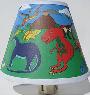 Dinosaur Night Light / Dinosaur Room Decor