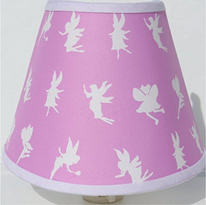 Pink and White Fairy Night Lights / Fairies Room Decor