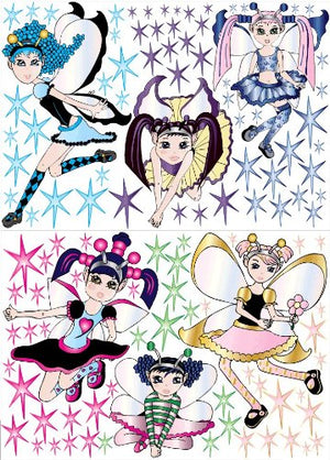 Fairy Wall Decals / Stickers