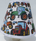 Tractor Night Lights/Children's Room Decor