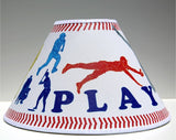 Baseball Lamp Shade Baseball Lasmpshade Room Decor