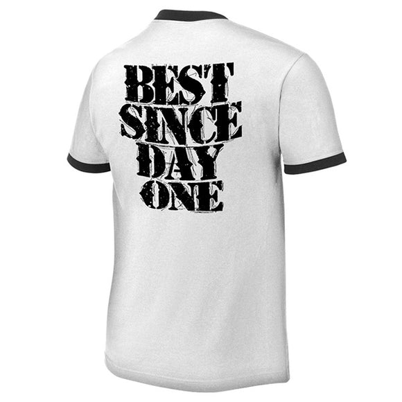 Cm Punk Best Since Day One Authentic Tee Shirt