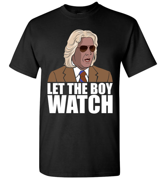 Let The Boy Watch Ashley Schaeffer Tee Shirts