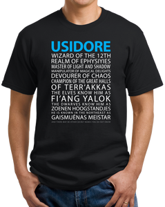 Magic Tavern Usidore T shirt