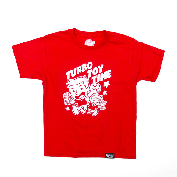 Turbo Toy Time Collab T Shirt