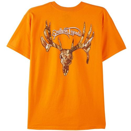 Southern Legends Mens Hunting Camo T Shirt