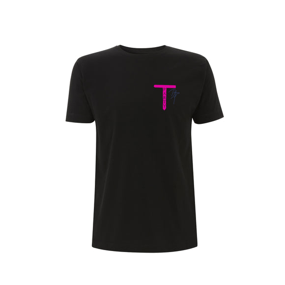 T Party Black T shirt Daz Black Merchandise