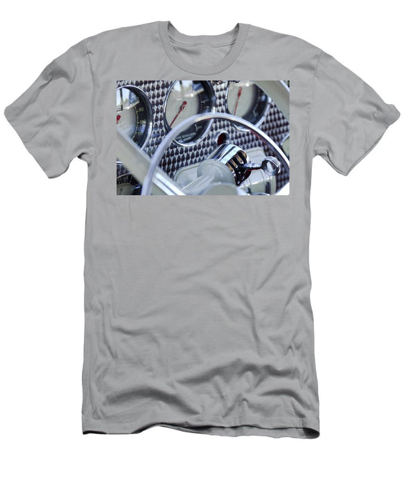 1936 Cord Phaeton Gear Shift T Shirt