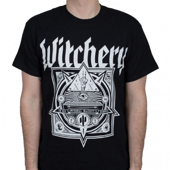 Witchery Service Logo T Shirt