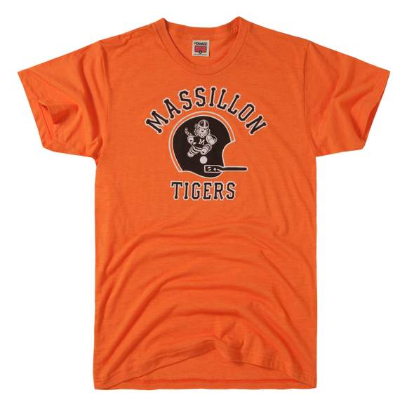 Homage Massillon Ohio Tigers High School Football Tee Shirts