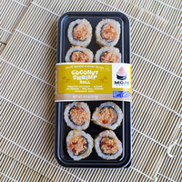 Coconut Shrimp Sushi Roll - 4 x 8 piece