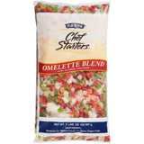 Vegetable Omelette Blend - 2 lb