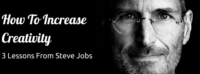 Steve Jobs Creativity