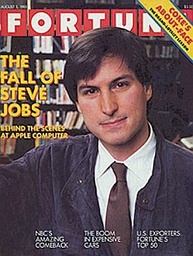 Steve Jobs Fortune Magazine 1985