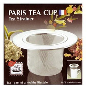 Paris Tea Cup Infuser