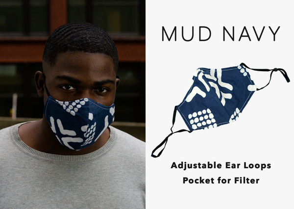 DIOP Facemask – Ear Loops