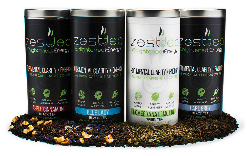 Zest Tea Referral Plan