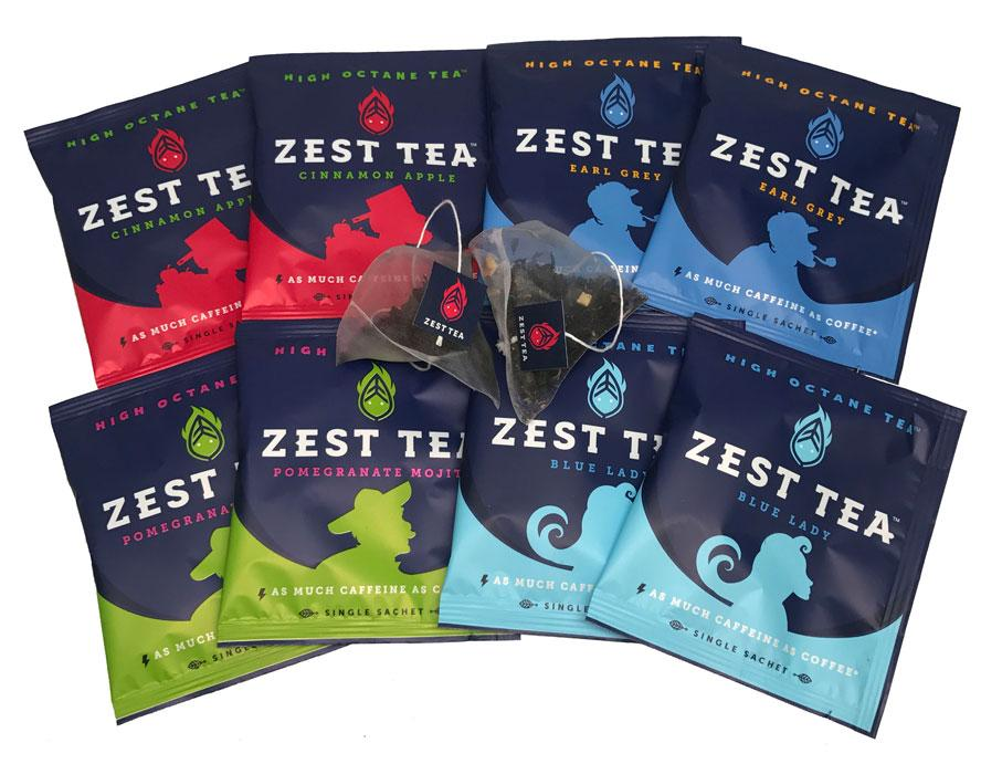 Zest Tea Mini Sampler