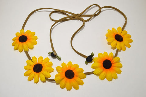 Sunflower Capelli Band