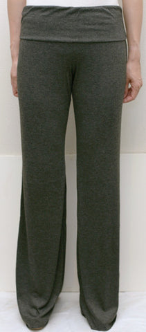 Grey Pull Over Pants